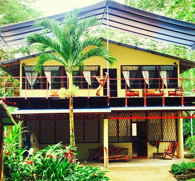 Casa Bella - Big Beach House, Puerto Jimenez, Playa Preciosa - Puerto Jimenez - rentals