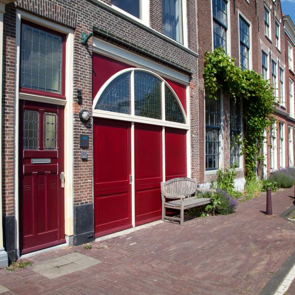 Front door of Splendid  Locations - Splendid Locations Suite - Leiden - rentals