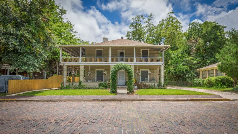 Street view of Oviedo House - Historic Downtown Vacation Rental - Oviedo House - Saint Augustine - rentals