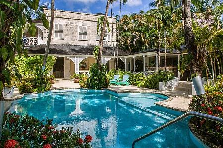 The Great House, Christ Church - with Twin Engine Boat and Captain - Image 1 - Barbados - rentals