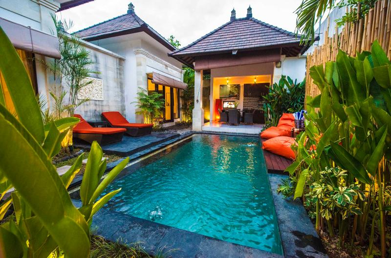 2 BR Lux Villa Magic of Bali Private Pool Seminyal - Image 1 - Seminyak - rentals