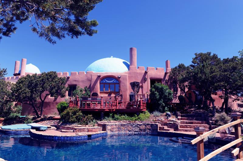 Summer reflections! - Rass Mandal - Residence on 10 Acres with Pool - Santa Fe - rentals