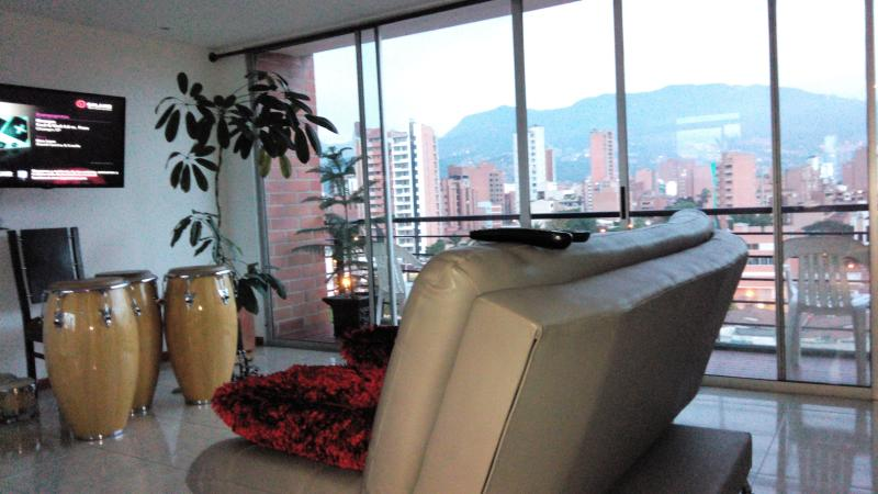Penthouse, Great Views, Beautiful Breezes... - Image 1 - Medellin - rentals