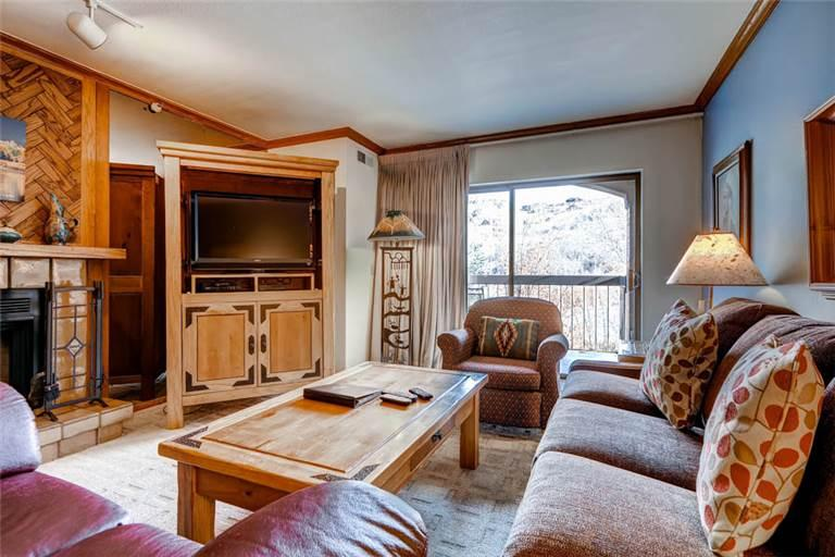 PARK STATION 244 A (1BR) Near Town Lift! - Image 1 - Park City - rentals