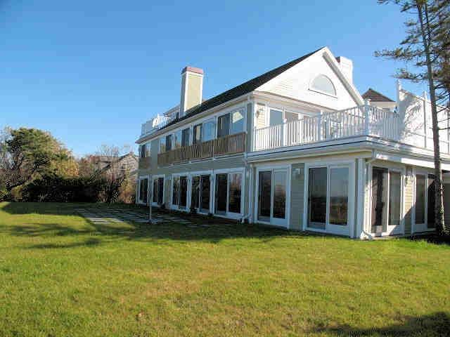 Front View - Waterfront on Paine's Creek - sleeps 12 - BR0317 - Brewster - rentals
