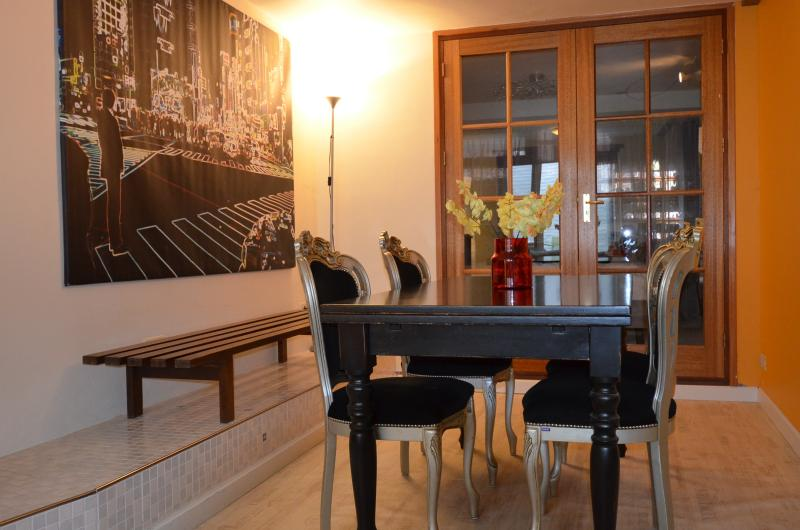 Dining area - Splendid Locations City apartment - Leiden - rentals