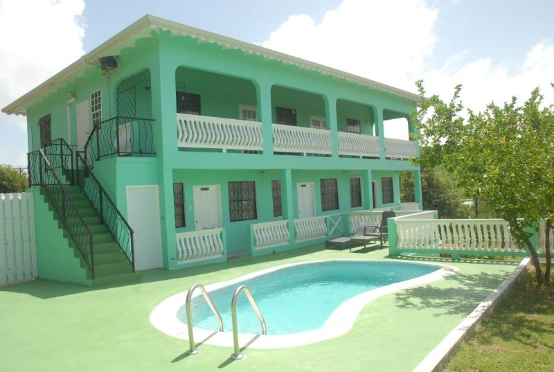 Belle Kaye Apartments - Belle Kaye Ashwood Apartment - Cap Estate, Gros Islet - rentals