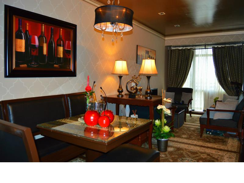 1BR Suite Fully Furnished @ Gramercy Residences - Image 1 - Makati - rentals