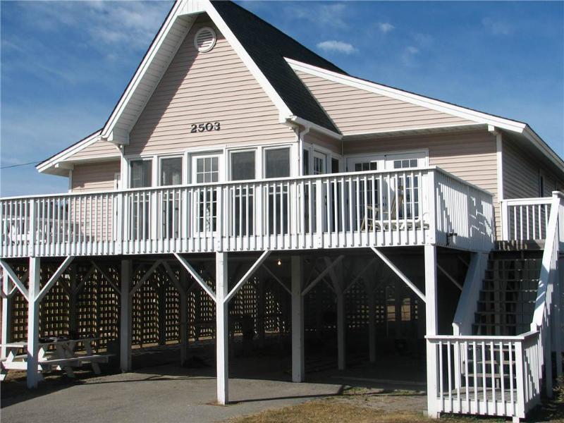 """2503 Palmetto Blvd - """"A Sea Shack"""" - Image 1 - Edisto Beach - rentals"""