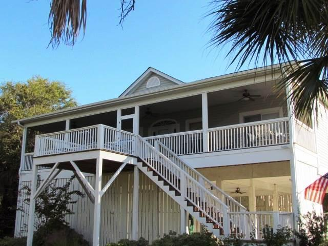 "3202 Myrtle St - ""Rod Tips Up"" - Image 1 - Edisto Beach - rentals"
