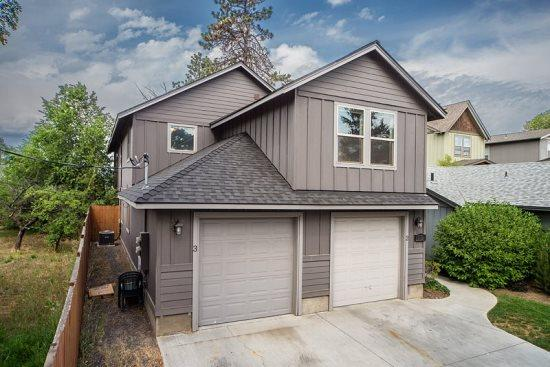Centrally located Heyburn 3. Quiet and private.  - Centrally Located! First Floor Heyburn 3, 3BR, 2BA, Pet Friendly, Quiet and Private - Bend - rentals