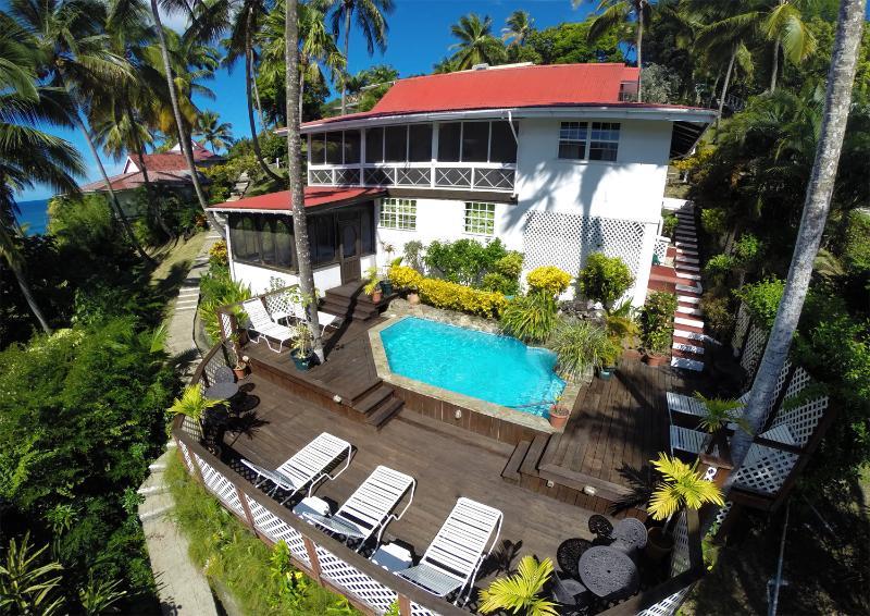 The Villa St. Lucia - 'Villa St. Lucia' - Wonderful Cottage-Style Escape - Marigot Bay - rentals