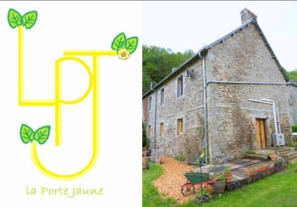 La Porte Jaune, Self Catering Gite - Brittany Gite Sleeps 6 near Carhaix & Callac - Callac - rentals