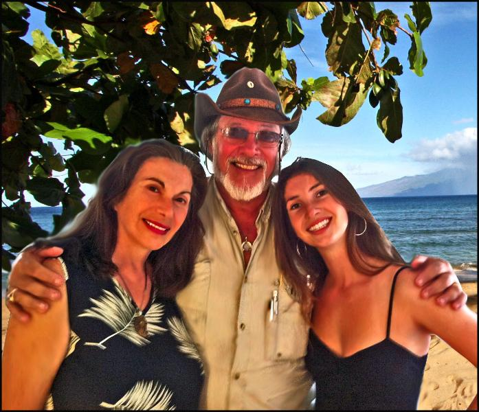 Luba & Fred & Leah your hosts at AlohaResorts.Net - Paki Maui Resort one & two bedroom oceanfronts! - Ka'anapali - rentals