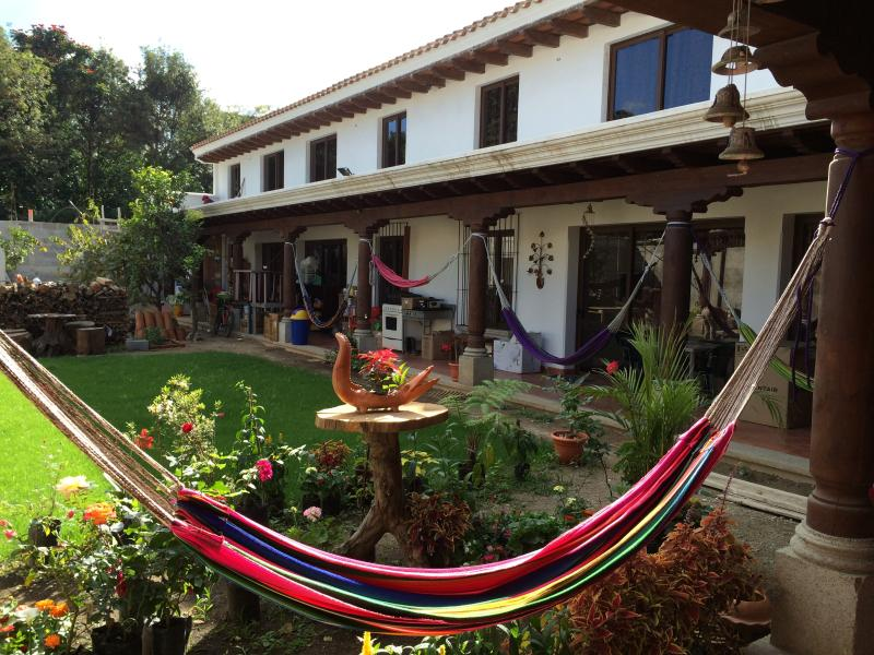 APT4 Brand new luxurious apartments with garden - Image 1 - Antigua Guatemala - rentals