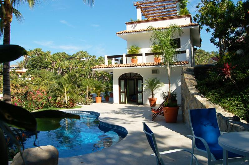 Casa las Palmas - Ocean View! - San Pancho - Image 1 - San Pancho - rentals