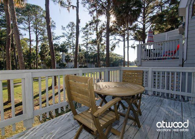 Driftwood Villa 282 - Adorable First Floor One Bedroom Villa - Image 1 - Edisto Island - rentals