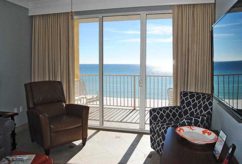 Gulf Dunes Resort, Okaloosa Island, Fort Walton Beach Vacation Rentals - gd612, Gulf Dunes 612, Okaloosa, Direct Beach View - Fort Walton Beach - rentals