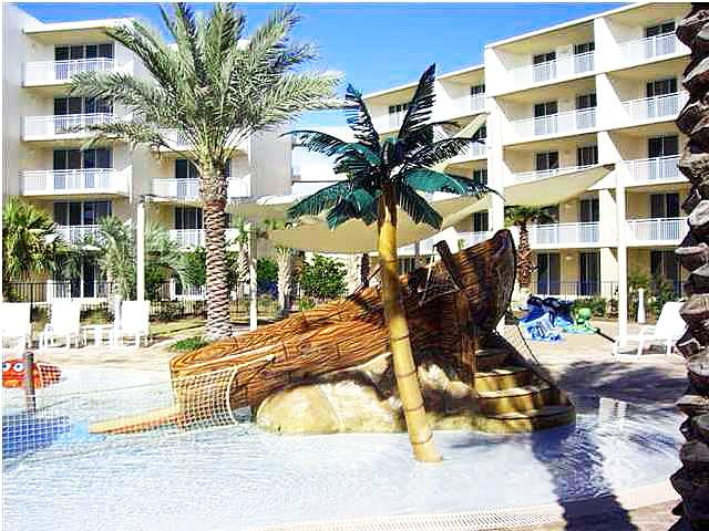 """""""Waterscape Unit B616"""" 6th Floor! Courtyard and Gulf Views!! - Image 1 - Fort Walton Beach - rentals"""