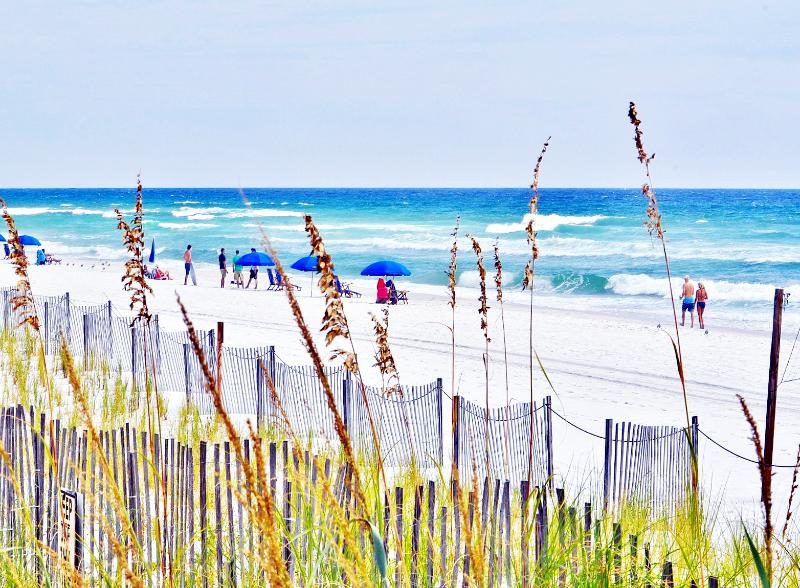 """""""El Matador Unit 242"""" Newly updated unit on the 4th floor with unbeliveable views! - Image 1 - Fort Walton Beach - rentals"""