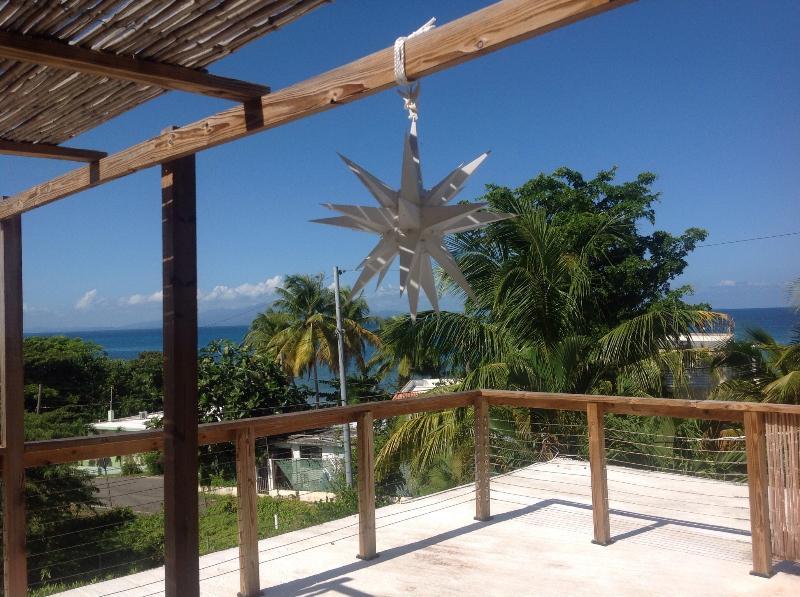 Stunning Views of the Ocean from the Roof Deck - Casa Estrella--A Romantic Island Retreat - Isla de Vieques - rentals