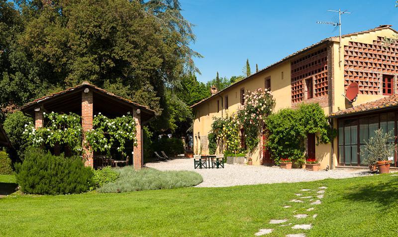 Casa Maria Tuscan Vacation Rental - Image 1 - San Pietro a Marcigliano - rentals
