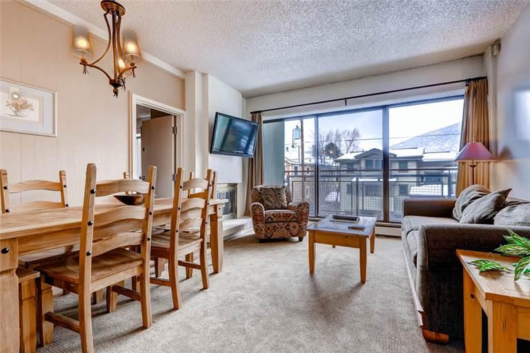 EDELWEISS HAUS 113 A (1BR) - Image 1 - Park City - rentals