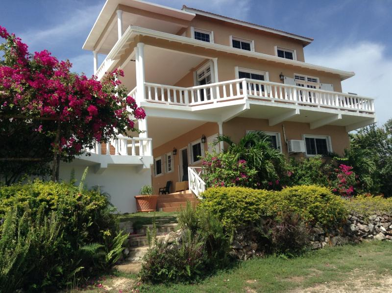 Cabarita Lookout has one of the spectacular views in all of Jamaica! - Cabarita Lookout Luxurious Staffed Villa-Jamaica - Ocho Rios - rentals