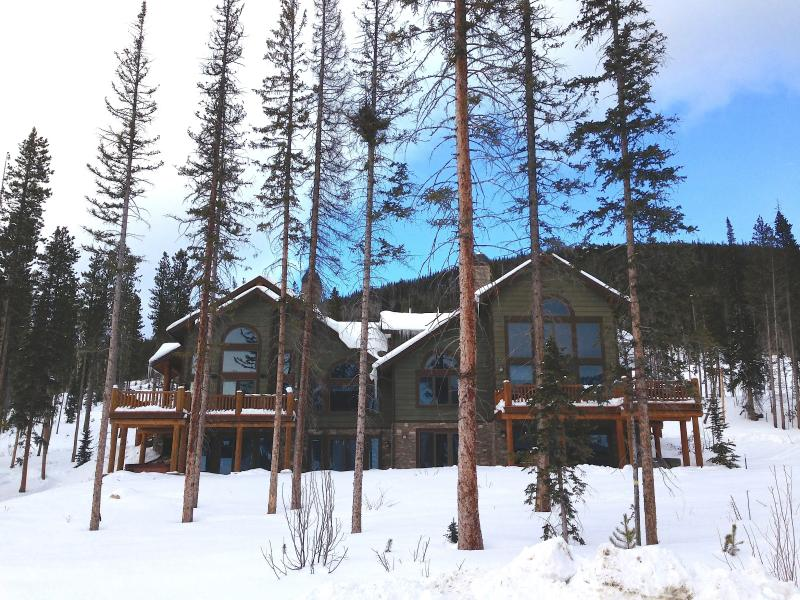 Dreamcatcher 180: Nestled on a wooded hillside overlooking the Winter Park Resort ski area - Dreamcatcher 180 - Winter Park - rentals