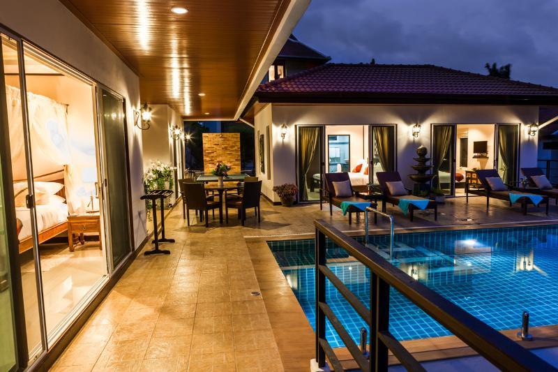 Samui Sunrise Seaview Villa - 3 Bedroom - Image 1 - Koh Samui - rentals
