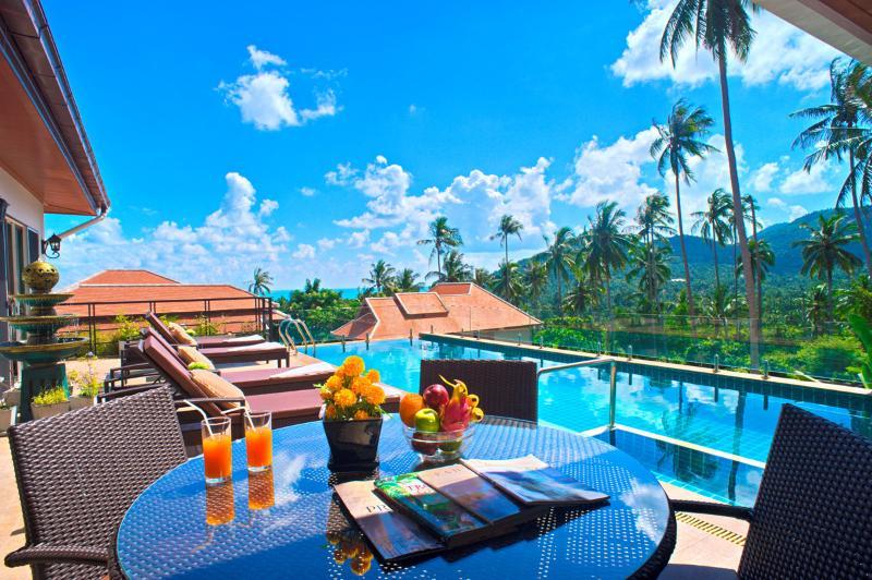 Samui Sunrise Seaview Villa - 2 Bedroom - Image 1 - Koh Samui - rentals