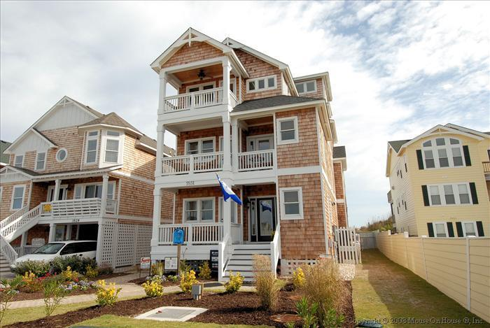 Luxurious Living in this Oceanfront Home - Luxurious 8 Bedroom Oceanfront in Nags Head - Nags Head - rentals
