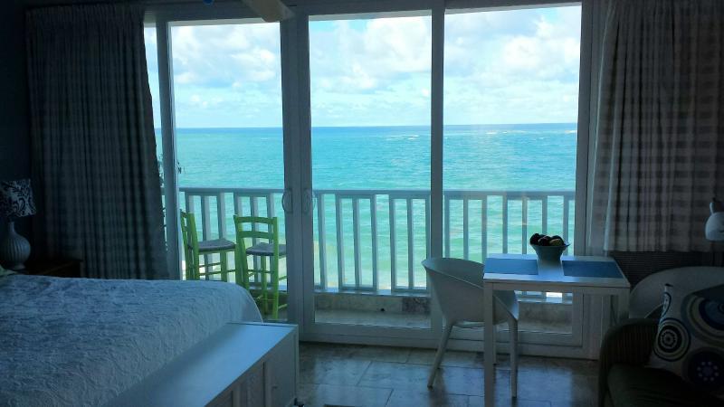 Amazing Condado Beachfront Studio Rental! San Juan - Image 1 - San Juan - rentals