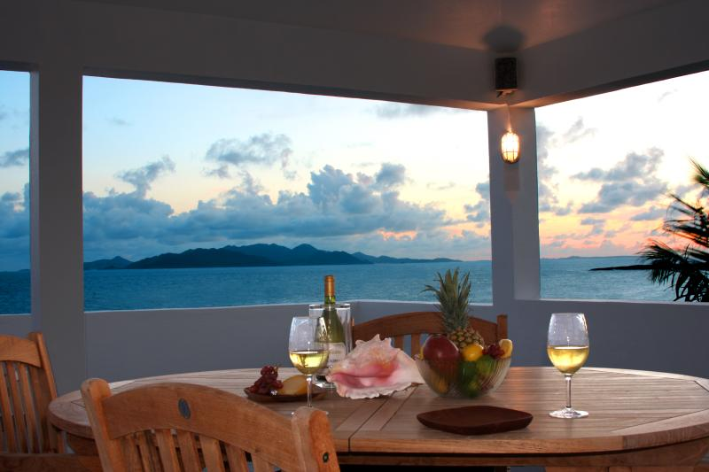 Enjoy spectacular panoramic sunsets from the Crow's Nest every night. - Trip Advisor Award Winner: Panoramic  Views & Pool - Anguilla - rentals