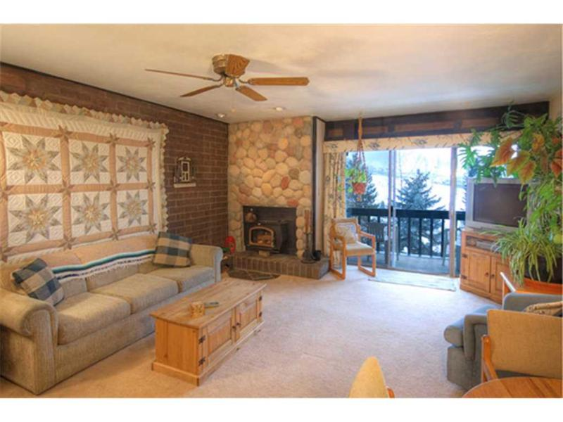 Ski Time Square Condominiums - ST407 - Image 1 - Steamboat Springs - rentals