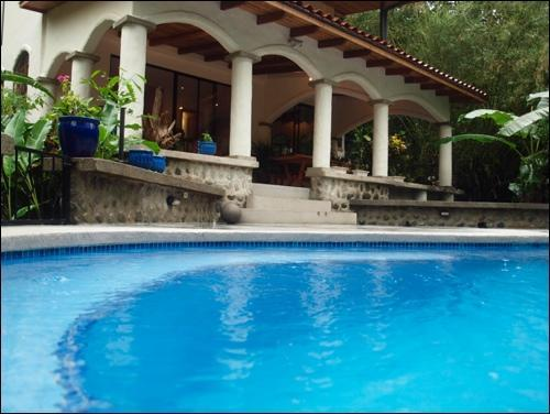 House of Dancing Monkeys! Private Luxury with Pool - Image 1 - Manuel Antonio - rentals