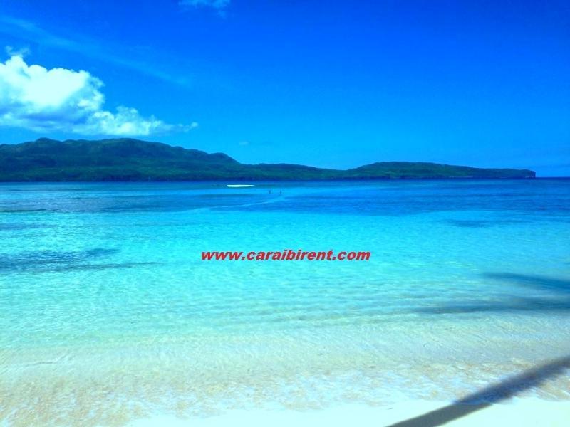 on Las Ballenas Beach ... a dream come true! - Image 1 - Las Terrenas - rentals