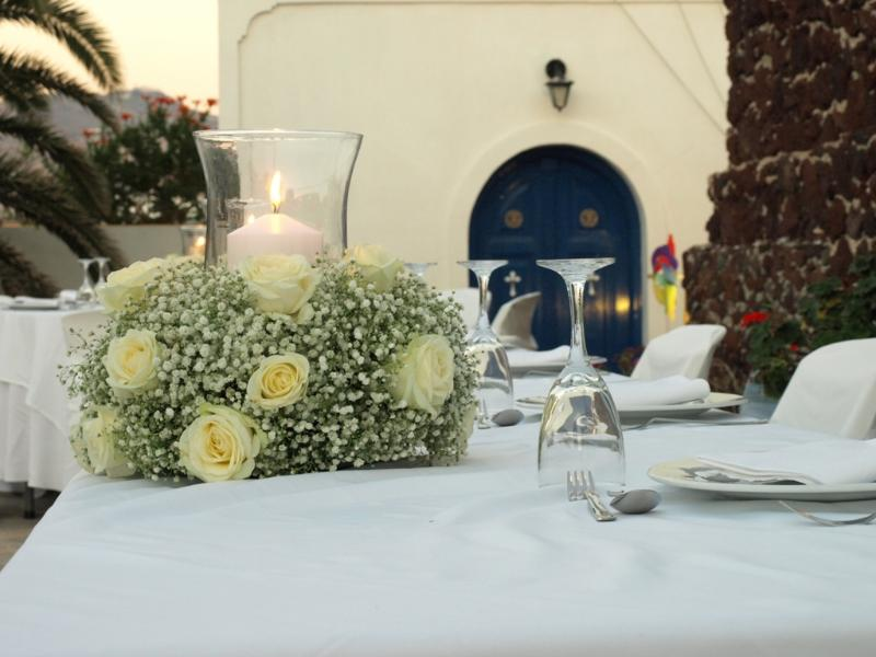 full wedding receprion - THE PERFECT WEDDING IN SANTORINI !!! - Santorini - rentals