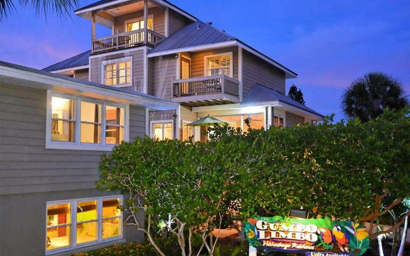 Gumbo Limbo Resort - Royal Palm Suite - Sarasota - rentals