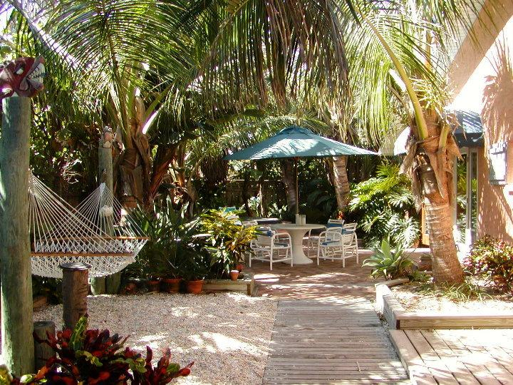Beach Bungalow Oceanfront Garden Villas - Image 1 - Indialantic - rentals