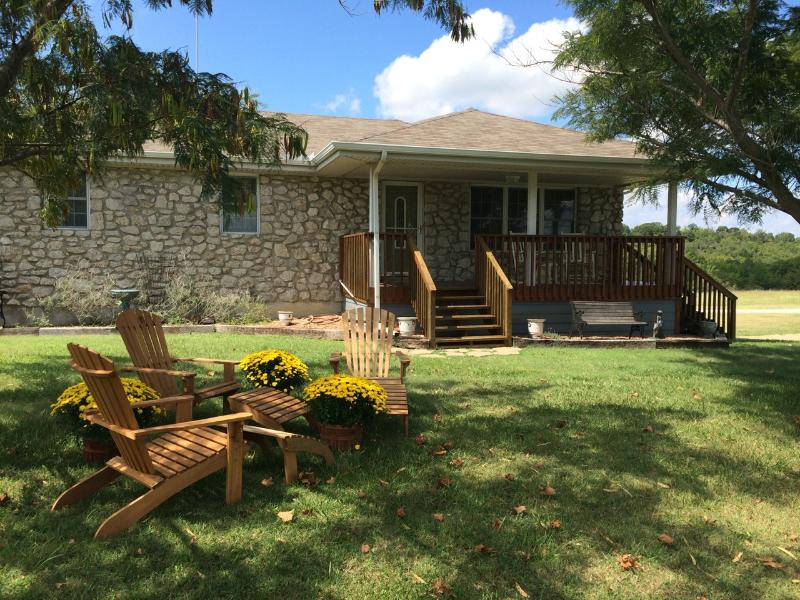Mountain Creek Lodge of OK-North Lodge(Tulsa Area) - Image 1 - Kellyville - rentals