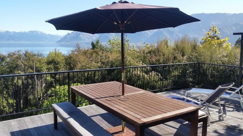 Tree Top Balcony - Waitoa Holiday House - Lake Hawea - rentals