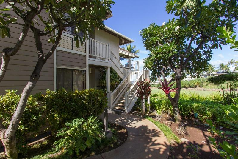 Our beautiful unit located on the top floor over looking the Blue Course. - Grand Champion Villas, Where Happiness Lives!! - Wailea - rentals