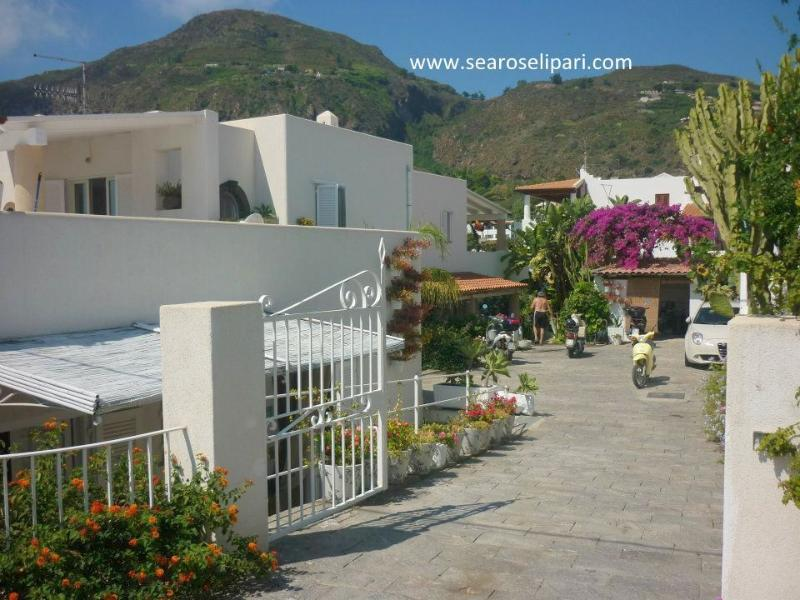 Villa Sea Rose a Lipari- Isole Eolie- Sicilia - Italia - Lipari island:  two room apartment - Lipari - rentals