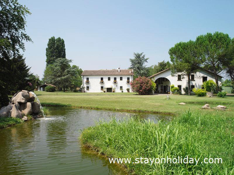 Outdoor view - Luxury villa with pool ideal up to 12 guests - Abano Terme - rentals