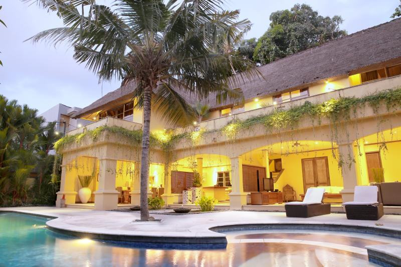 Main view of the building - Bali Banyan Estate - Seminyak - rentals