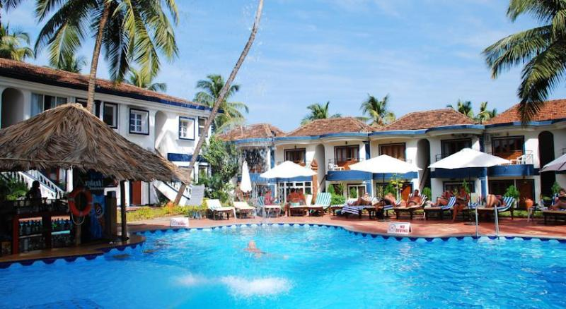 Beach Resort apartment (quatre) Candolim, Goa. - Image 1 - Goa - rentals