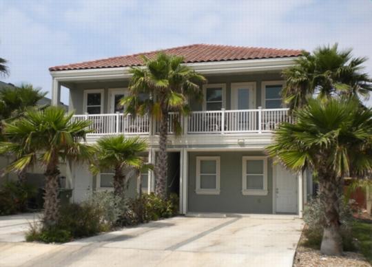 Emerald Breeze 4  Upscale 4plex, semiprivate pool - Image 1 - South Padre Island - rentals