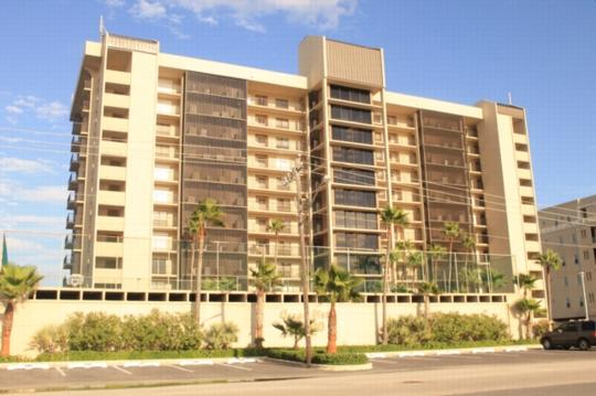 Ocean Vista 607  Beachfront corner,  huge balcony - Image 1 - South Padre Island - rentals