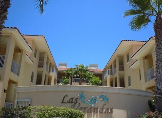 Las Verandas 102  Poolside courtyard condo - Image 1 - South Padre Island - rentals